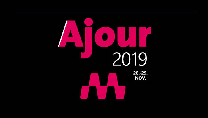 Meet us at AJOUR 2019 in Odense