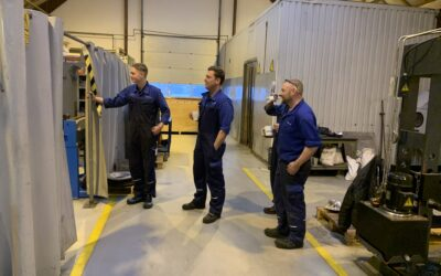 PJ Diesel Engineering maintain focus on Danish Vocational Educations